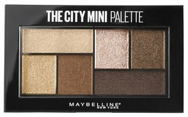 Maybelline Палетка теней для век The city mini