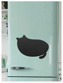 Доска на холодильник меловая Doski4you Кот 3 (29х39 см)