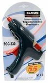 Клеевой пистолет Elmos EGG 230