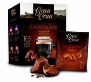 Gran Crua Молотый кофе GranCrua Chocolate в фильтр-пакетах