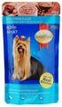 Корм для собак SmartHeart Курица и печень в желе