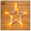 Фигура NEON-NIGHT Звездочка, 8 LED, 18.5 см