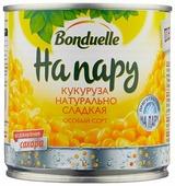 Кукуруза На пару сладкая Bonduelle жестяная банка 340 г