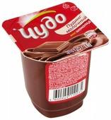 Пудинг Чудо Молочный со вкусом шоколада 3.1%, 125 г