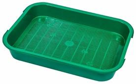 Туалет-лоток для кошек Киспис M 10941 38х29х6 см