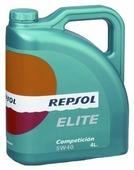 Моторное масло Repsol Elite Competicion 5W40 4 л
