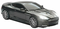 Мышь Click Car Mouse Aston Martin DBS Wireless Nano Dark Silver USB