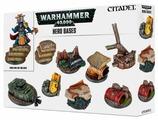 Миниатюры Games Workshop Warhammer 40,000 Hero Bases