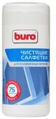 Buro BU-Tpsm влажные салфетки 75 шт. для экрана, для ноутбука