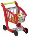 Тележка для покупок Ecoiffier с продуктами (1225)
