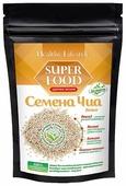 Healthy Life Style Семена чиа белые в пластиковом пакете, 150 г