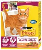 Корм для кошек Friskies для вывода шерсти, с курицей