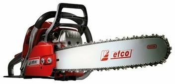 Цепная бензиновая пила EFCO MT 6500