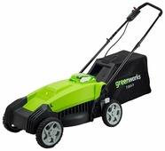 Газонокосилка greenworks 2500067 G-MAX 40V 35 cm