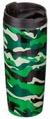 Термокружка Agness Camouflage (0,4 л)