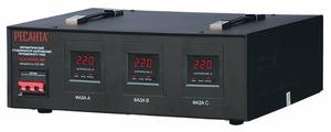 Стабилизатор напряжения РЕСАНТА ACH-4500/3-ЭМ