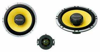 Автомобильная акустика Pioneer TS-Q171C