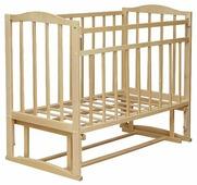 Кроватка Волжская деревообрабатывающая компания Magico (классическая), поперечный маятник