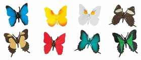 Фигурки Safari Ltd Бабочки 684504