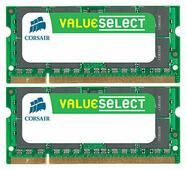 Оперативная память 2 ГБ 2 шт. Corsair VS4GSDSKIT800D2