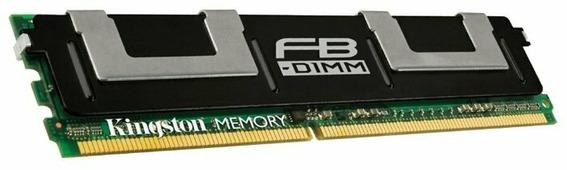 Оперативная память 4 ГБ 1 шт. Kingston KVR667D2D4F5/4G