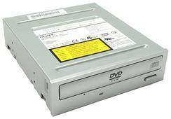 Оптический привод Sony NEC Optiarc DDU-1615 Silver