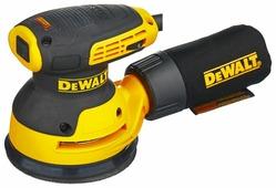 Эксцентриковая шлифмашина DeWALT (DWE6423-QS)