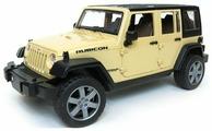 Внедорожник Bruder Jeep Wrangler Unlimited Rubicon (02-525) 1:16 31 см