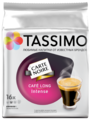 Кофе в капсулах Tassimo Carte Noire Cafe Long Intense (16 капс.)