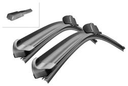 Щетка стеклоочистителя бескаркасная BOSCH Aerotwin A843S 550 мм / 550 мм, 2 шт.