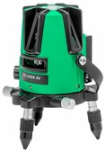 Лазерный уровень ADA instruments 3D LINER 4V GREEN (А00531)