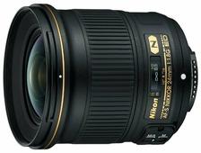 Объектив Nikon 24mm f/1.8G ED AF-S Nikkor