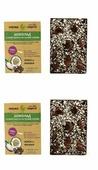 Шоколад Полезные сладости на основе кэроба Кокос и Финики