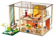 DJECO Дом-кубик для кукол 07801