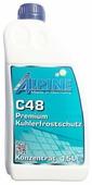 Антифриз ALPINE C48 Blau