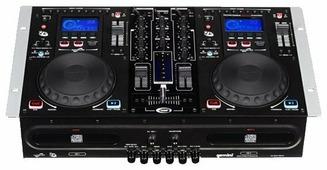 DJ CD-проигрыватель Gemini CDM-3700G