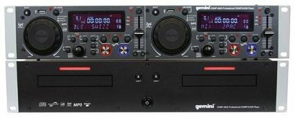 DJ CD-проигрыватель Gemini CDMP-2600