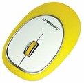 Мышь CROWN MICRO CMM-931W Yellow USB