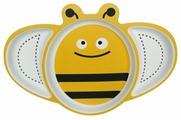 Тарелка Bambooware Пчела