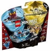 Конструктор LEGO Ninjago 70663 Ния и Ву - мастер Кружитцу