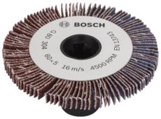 Шлифовальный валик лепестковый BOSCH LR 5 K80 1 шт.