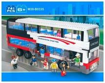 Конструктор SLUBAN Автобус M38-B0335