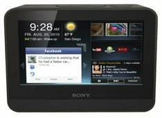 Устройство Sony Dash Personal Internet Viewer