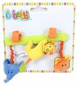 Подвесная игрушка I-Baby Друзья из джунглей (B-8079)