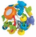 Прорезыватель-погремушка Playgro Play and Learn Ball