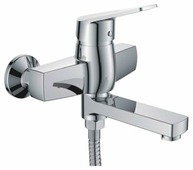Однорычажный смеситель для ванны с душем Ledeme H40 L3140
