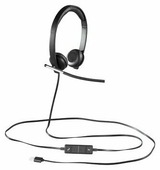 Компьютерная гарнитура Logitech USB Headset Stereo H650e