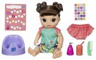 Интерактивная кукла Hasbro Baby Alive Танцующая Малышка, 35 см, E0610