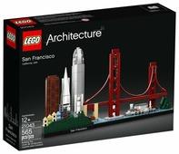 Конструктор LEGO Architecture 21043 Сан-Франциско