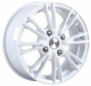 Колесный диск SKAD Пантера 6x15/4x100 D54.1 ET48 Белый